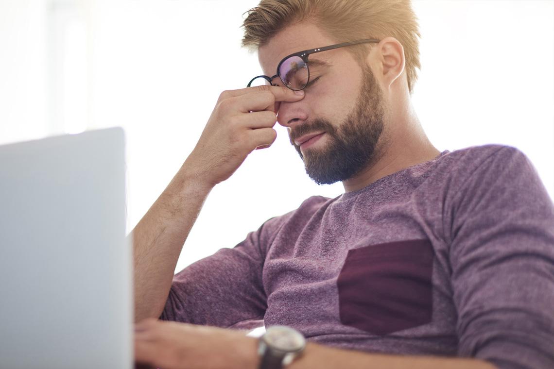 Questões do trabalho que podem levar ao estresse