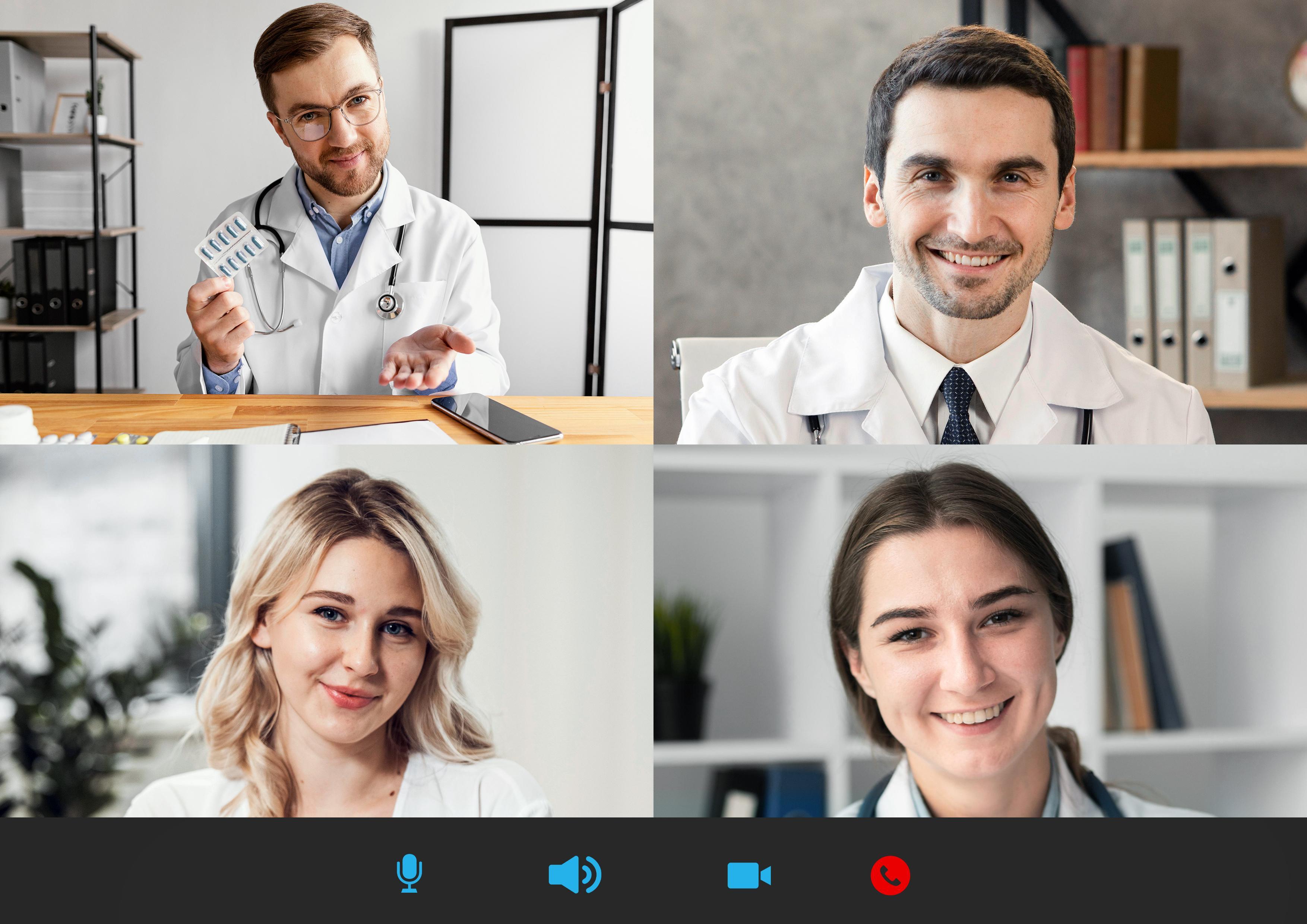 Telemedicina: confira dicas para um bom atendimento remoto
